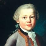 Mozart niño